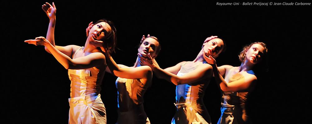 Ballet Preljocaj au Pôle culturel le 22 avril - Ville de